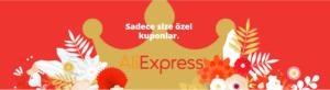 aliexpress kupon ve indirimler