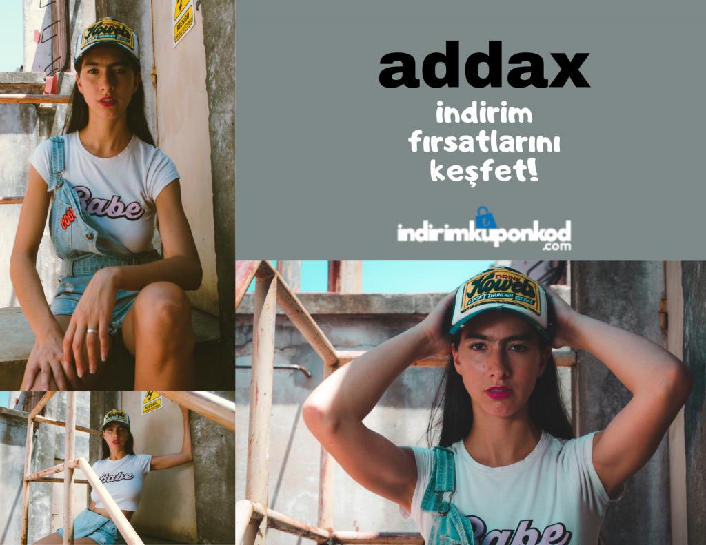 Addax indirim fırsatları