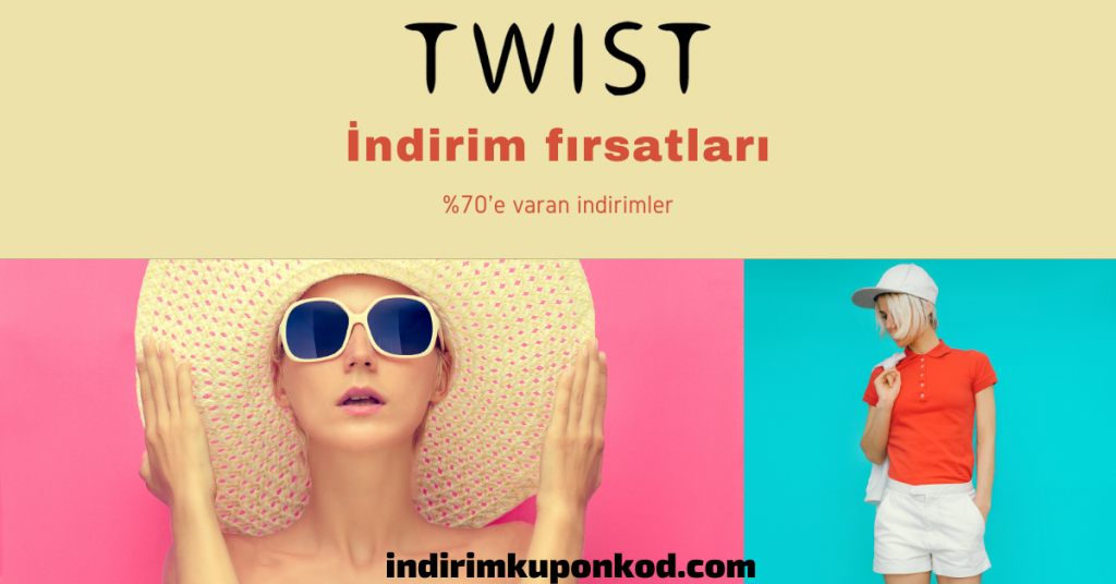 Twist indirim kodu